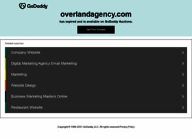 overlandagency.com
