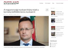 overlandbudapest.hu