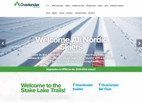 overlanderskiclub.com