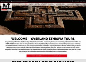 overlandethiopiatours.com