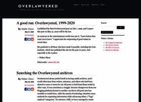 overlawyered.com