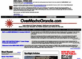 overmachogrande.com