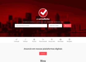 Overmelhinho.com.br