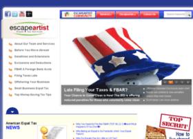overseas-expat-taxes.escapeartist.com