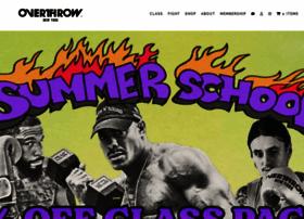 overthrownyc.com