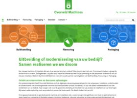 overveldmachines.com
