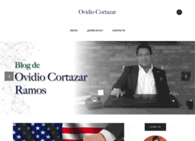 ovidiocortazar.com