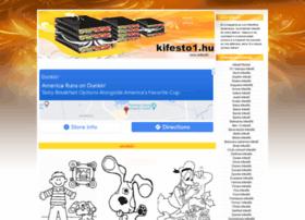 ovis-kifestok.kifesto1.hu