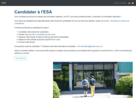 owa.groupe-esa.com