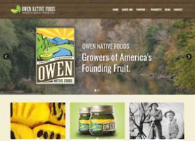 owennativefoods.com