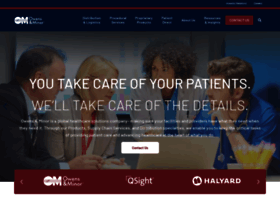 owens-minor.com