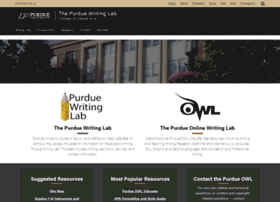 owl.english.purdue.edu