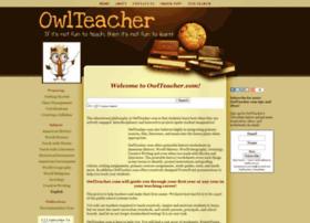 owlteacher.com