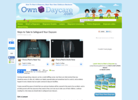 ownadaycare.com