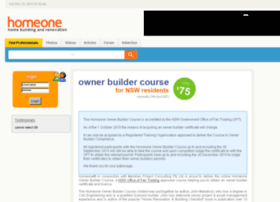 ownerbuilder.homeone.com.au