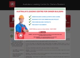 ownerbuildercentre.com.au
