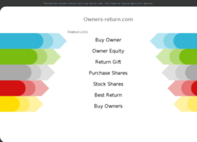 owners-return.com