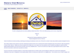 ownersclubmenorca.com