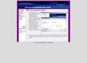 ownerstatements.com