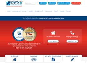 ownitconveyancing.com