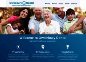 owsleburydental.co.uk