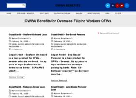 owwabenefits.com