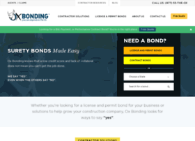 oxbonding.com