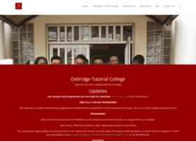 oxbridgecoll.com