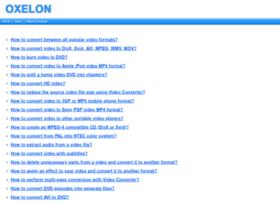 oxelon.com