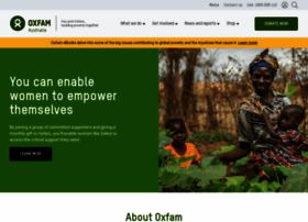 oxfam.org.au