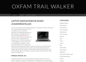 oxfamtrailwalker.de