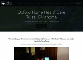 oxford-healthcare.com
