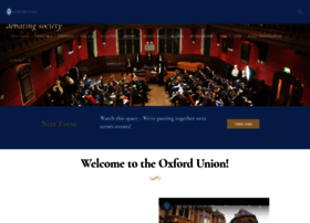 oxford-union.org