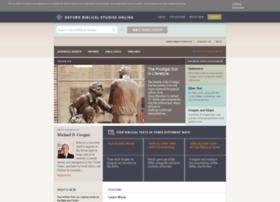 oxfordbiblicalstudies.com