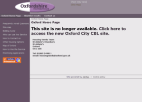 oxfordcityhomechoice.org.uk