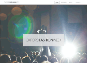 oxfordfashionweek.com