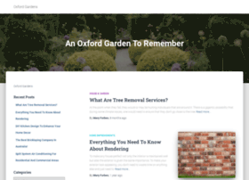 oxfordgardens.net