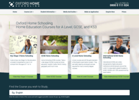 oxfordhomeschooling.co.uk