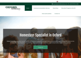 oxfordhomestay.com