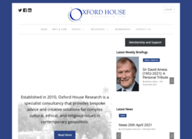 oxfordhouseresearch.com