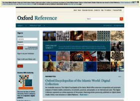 oxfordreference.com
