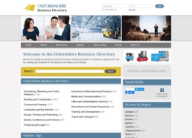 oxfordshire-business-directory.co.uk