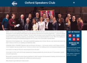 oxfordspeakers.co.uk