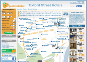 oxfordstreethotels.com