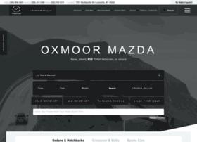 oxmoormazda.com