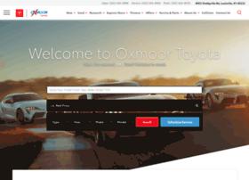 oxmoortoyota.com