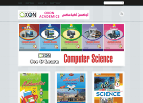 oxonacademics.com