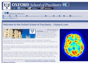 oxpsych.com