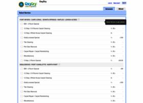 oxydry.appointy.com