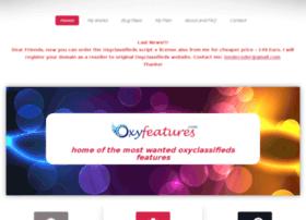 oxyfeatures.com